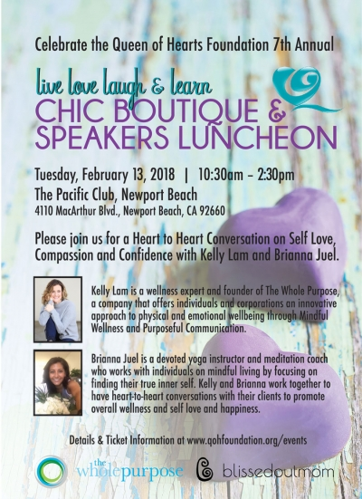 7th Annual Live, Love, Laugh and Learn
