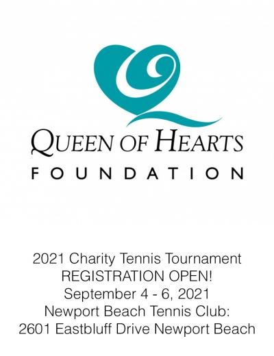 2021 Charity Tennis Tournament